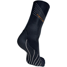 blueseventy Thermal Swim Socks, black